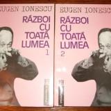 Eugen Ionescu - Razboi cu toata lumea, 2 vol. - Carte de aventura