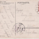 Carte postala Romania timbru Emisiunea Oradea gm 144 redus