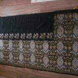 tesatura textila - Fota (costum popular) zona Muscel, peste 150 de ani
