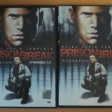 Film serial - Prison Break, seria 1:episoadele 1 si 2+ making of