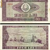Bacnota 10 lei, 1966