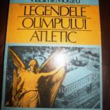 Legendele Olimpului Atletic, de Vladimir Moraru