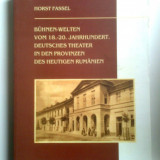 TEATRUL GERMAN DIN TRANSILVANIA SI BANAT IN SEC 18-20, CLUJ - Istorie