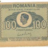 Bancnota 100 lei Romania 1945 aUNC