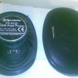 2 Difuzoare Roadstar PS-6935, 120W, 3 cai, 235x163 mm, profil oval.