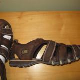 Sandale Skechers 39 - Sandale dama, 37 1/3, Coffee