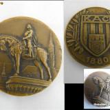 MEDALIE FOTBAL Kolozsvari Athletikai Club 1880. CFR CLUJ - Medalii Romania