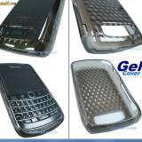 Husa silicon antiradiatii blackberry 9700 - Husa Telefon