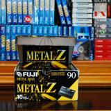 Casete audio - FUJI METAL Z 90 - in tipla - ( BASF, TDK, AGFA, Denon, Maxwell ) - Amplificator audio
