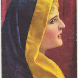 Carti Postale Romania dupa 1918 - Portret de femeie, 1920
