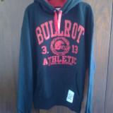 Hanorac XXL Bullrot Wear Athletic College Negru-Rosu pret vechi 150 lei, pret nou 120 - Hanorac barbati