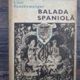 Lion Feuchtwanger- Balada spaniola