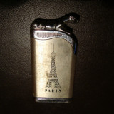 Bricheta Zippo - BRICHETA = PARIS = CU LEOPARD = METALICA