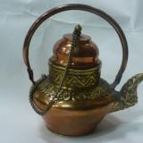 Metal/Fonta - Ceainic din cupru