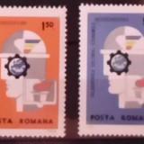 Timbre filatelice de colectie nestampilate Romania, Colaborarea Cultural_economica Intereuropeana, 1969, LP 699 - Timbre Romania