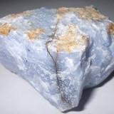 AGAT BLUE LACE - NAMIBIA - Fosila roca