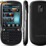 VAND ALCATEL OT 806, IMPECABIL!!! - Telefon Alcatel, Negru, Neblocat, Touchscreen, 320x480 pixeli (HVGA), 256K