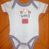 Body bebe 0-3 luni