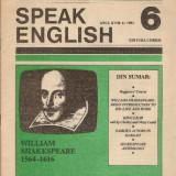 Curs limbi straine - Engleza pentru romani - Speak English nr6/1991