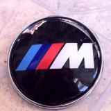 Embleme auto - Emblema pentru capota /porbagaj personalizata cu M/// siliconica