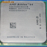 Amd am2 3500+ 64 bit - Procesor PC, AMD Athlon 64, Numar nuclee: 1, 2.5-3.0 GHz