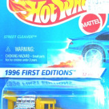 HOT WHEELS --STREET CLEAVER ++1799 DE LICITATII !! - Macheta auto Hot Wheels, 1:64