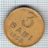 145 Moneda 3 BANI 1953 -starea care se vede -ceva mai buna decat scanarea - Moneda Romania
