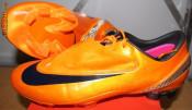 Crampoane Nike Mercurial Portocalii foto
