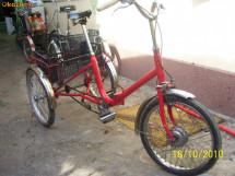 bicicleta pe 3 roti adulti foto