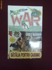 S11L  Greg Marwin - Batalia pentru Cassino foto