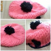 Caciulite tricotate foto