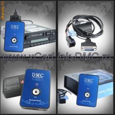CD Player MP3 auto - DMC - adaptor mp3 USB/SD/AUX-IN pentru AUDI