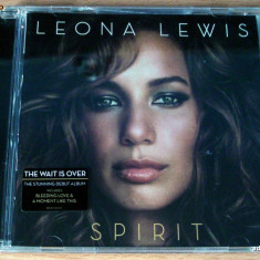 Leona Lewis - Spirit - Muzica R&B sony music