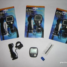 Computer de Bicicleta ( Vitezometru )