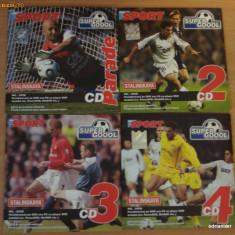 Super Gool (4DVD) - DVD fotbal