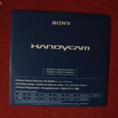 SONY CYBER-SHOT VIEWER VER. 1.0 APPLICATION SOFTWARE - Software Grafica, Editari foto si digitale, CD