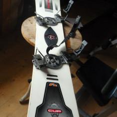 Snowboard F2 asimetric, de viteza - Placi snowboard