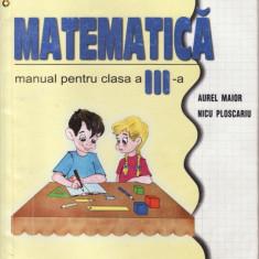 Manual de MATEMATICA CLS A III A ED. ARAMIS - Manual scolar Aramis, Clasa 3