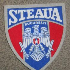 Fanion fotbal - BDEC - ECUSON - TEMATICA SPORT - CLUBUL STEAUA BUCURESTI