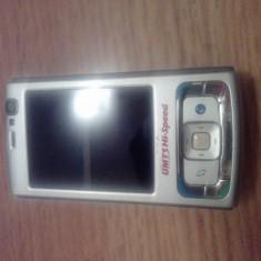 VAND NOKIA N95.....URGENT - Telefon mobil Nokia N95, Gri, 8GB, Neblocat