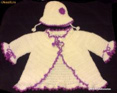 Jucarii - Caciulite, pulover, costumase pt. copii 0-6 luni, nou nascuti