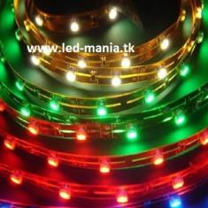 Banda LED RGB 5050 - Bec / LED