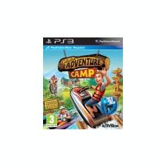 PE COMANDA Cabelas Adventure Camp PS3 MOVE KINECT - Jocuri PS3 Activision, Arcade, 3+, Multiplayer