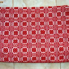 Covor din lana tesut manual 256 x 75 cm