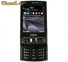 Telefon mobil Nokia N95, Negru, Neblocat - Vand Nokia N95 in stare foarte buna.