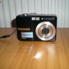 Samsung S860, stare foarte buna, card 4 GB inclus - Aparat Foto compact Samsung