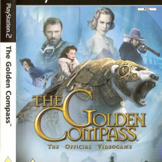JOC PS2 THE GOLDEN COMPASS THE OFFICIAL VIDEOGAME ORIGINAL PAL / STOC REAL / by DARK WADDER - Jocuri PS2 Sega, Actiune, 3+, Single player