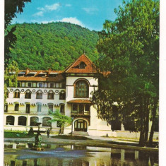 Carte postala-SINAIA-Vila Caraiman - Carte Postala Muntenia dupa 1918