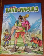 Reviste benzi desenate - Benzi desenate Franta - HUGO BD - BAUER - PLANETE RANDONNEURS