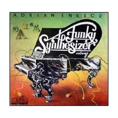 ADRIAN ENESCU Funky Synthesiser Vol 2 vinyl jazz rock lp muzica electronica - Muzica Jazz electrecord, VINIL